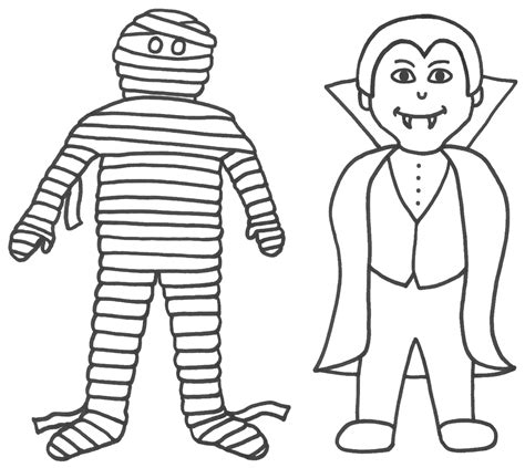 Vampires Coloring Pages for Halloween   Holidays and