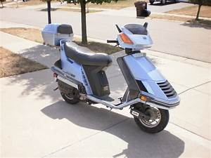 Fs   For Sale  Oh - Honda Elite 150 Deluxe Scooter