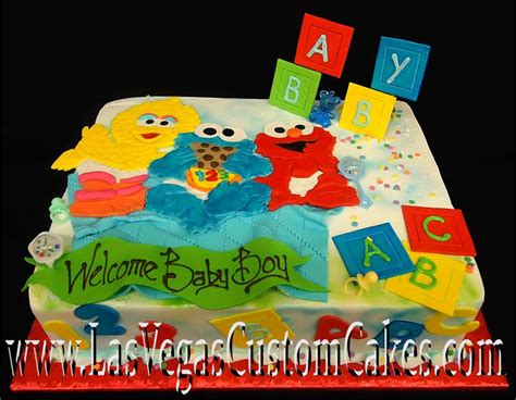 Cakes  Baby Shower  Las Vegas Custom Cakes