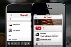 Pinterest App Anmelden : pinterest adds mobile mentions and notifications the social media hat ~ Eleganceandgraceweddings.com Haus und Dekorationen