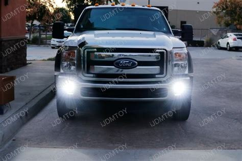 ford f250 f350 f450 duty 80w high power led fog