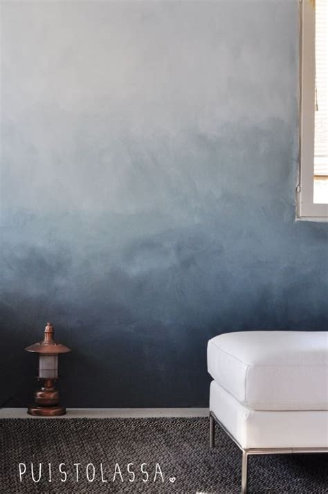 painting grey walls gorgeous grey ombre wall check the blog for the tutorial greydecor greywalls ombrewalls