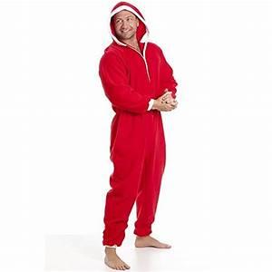Fleece schlafanzug herren