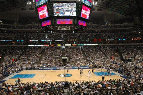 Location Photos of American Airlines Center - Overall