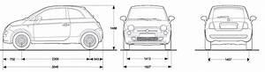 Taille Coffre Fiat 500 : quelle fiat 500 choisir ~ New.letsfixerimages.club Revue des Voitures