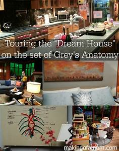 Visiting the Set of Grey's Anatomy