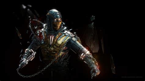 Mass Effect Wallpaper Hd Mkx Scorpion Ps4wallpapers Com