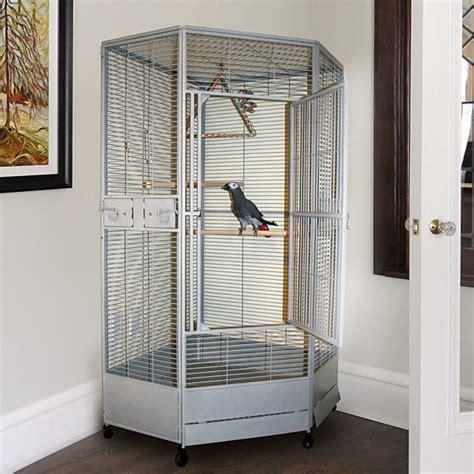 sugar glider cage kapoho kave ii large corner bird cage corner bird cages