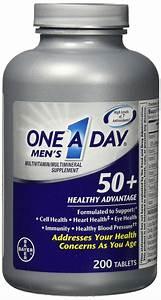 Amazon.com: One A Day Women's 50+ Advantage Multivitamins ...