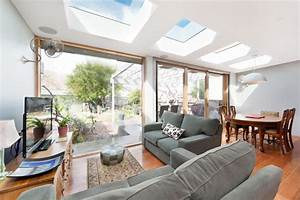 Thornbury extension contemporary living room for Living room extension
