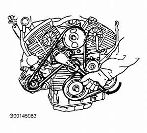 2000 Hyundai Sonata Serpentine Belt Routing And Timing Belt Diagrams