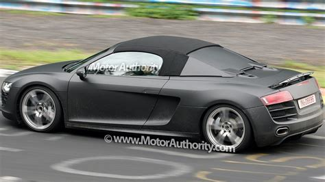 Preview Audi Spider Convertible