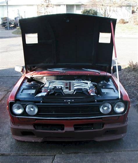 V8 Datsun 510 by Datsun 510 W Chebby V8 Toyota Tacoma Forum