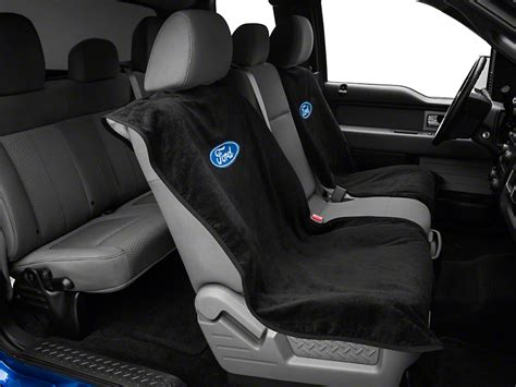 Alterum F150 Seat Armour Protective Cover  Black Ford