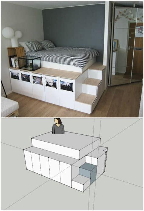 space saving diy hidden storage ideas   room
