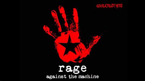 Rage Against the Machine Logo