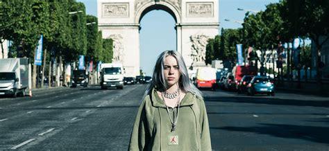 Billie Eilish In Paris Airjordancom