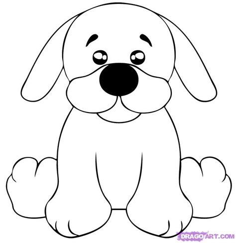 draw  puppy step  step webkinz cartoons draw