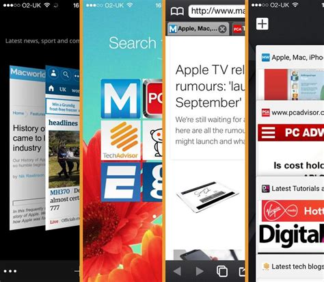 best browser for iphone best iphone web browser apps features macworld uk