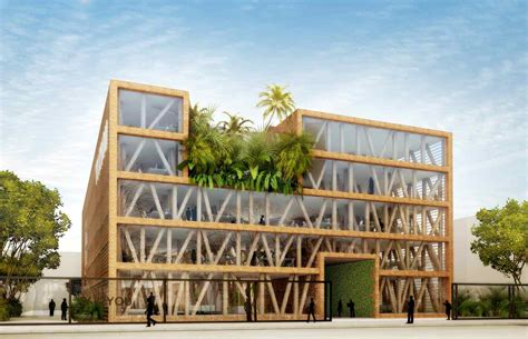 l immeuble en bois en voie de d 233 mocratisation en france
