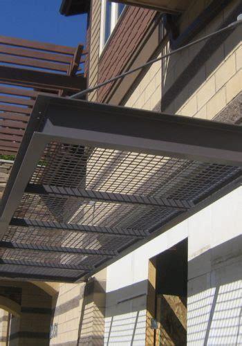 awning  canopies custom iron works