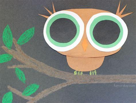 book inspired preschool owl craft 875 | book inspired preschool owl craft