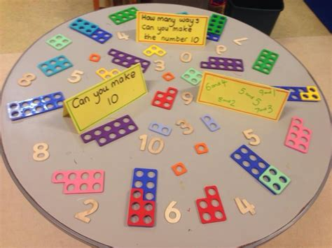 number bonds to 10 challenge my children numicon