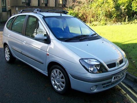 renault scenic 2002 specifications used renault megane 2002 model scenic 1 9 dci 105 diesel