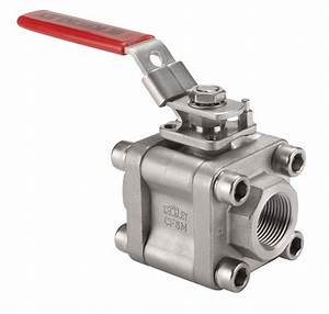 Ball Valve Stainless And Carbon Steel Bvm3