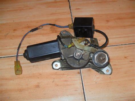 motor de toyota motor limpiaparabrisas de compuerta trasera toyota starlet