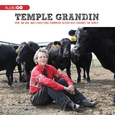 temple grandin audiobook by sy montgomery for