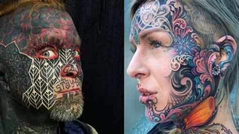 face tattoo tattoo ideas artists  models
