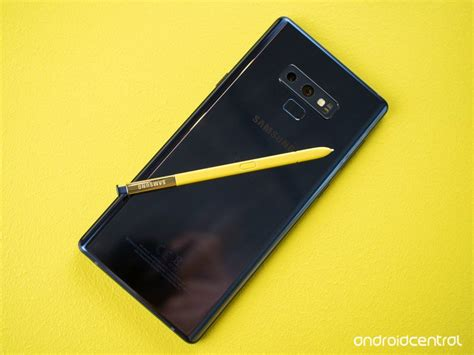 the best ways to utilize the s pen s remote features on the galaxy note 9 android central