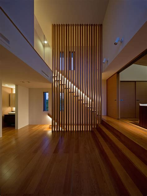 Wood Slats Add Texture And Warmth To These Homes by Wood Slats Add Texture And Warmth To These Homes Studio