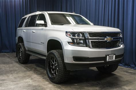 lifted  chevrolet tahoe lt  suv  sale
