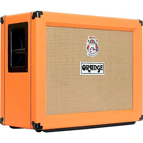 2x12 guitar cabinet orange lifiers ppc series ppc212ob 120w 2x12 open back
