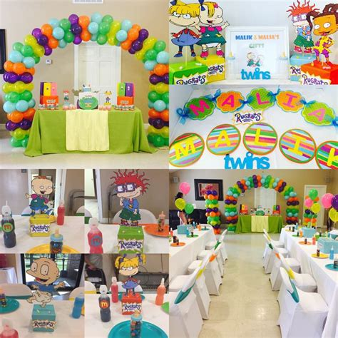 Rugrats Baby Shower 87 Best Rugrats Theme Party Images On Pinterest Baby
