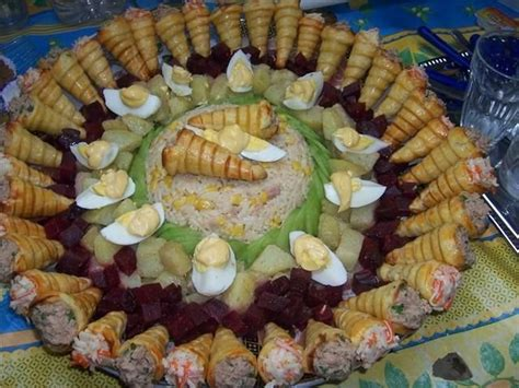 lala moulati cuisine lalla moulati salade de cornets moroccan food cuisine marocaine recipes to try