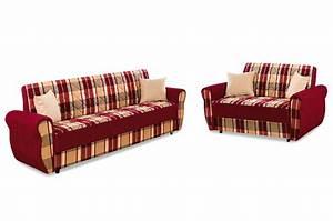 Sofa 3 2 1 Mit Schlaffunktion : seher mobilya garnitur 3 2 1 aksaya mit schlaffunktion rot mit federkern sofas zum halben ~ Indierocktalk.com Haus und Dekorationen