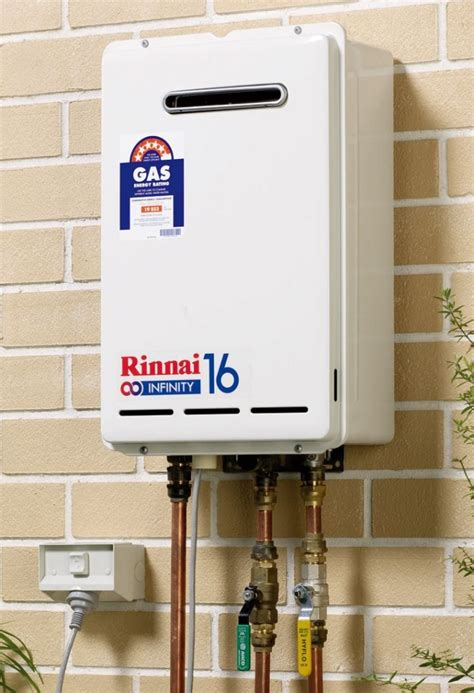 Rinnai Hot Water System Repairs And Replacement 247