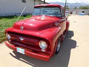 Purchase New 1956 Ford F100 Pickup 429 In Colorado Springs