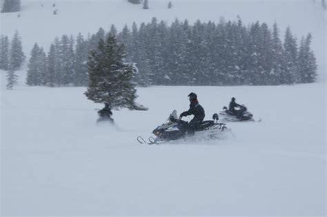 granite springs bild jackson snowmobile