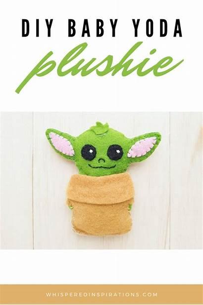 Yoda Plushie Tutorial Whisperedinspirations Bookmark Craft Banner