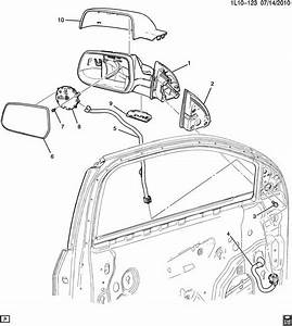 Hummer H3 Side Mirror Parts Diagram  Vacuum  Auto Wiring Diagram