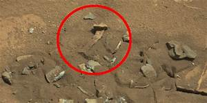 'Thigh Bone' On Mars Seen In New Curiosity Photo | HuffPost