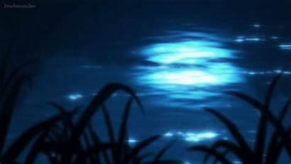 Anime Moonlight Gifs Watta Waterpool Tenor Discover