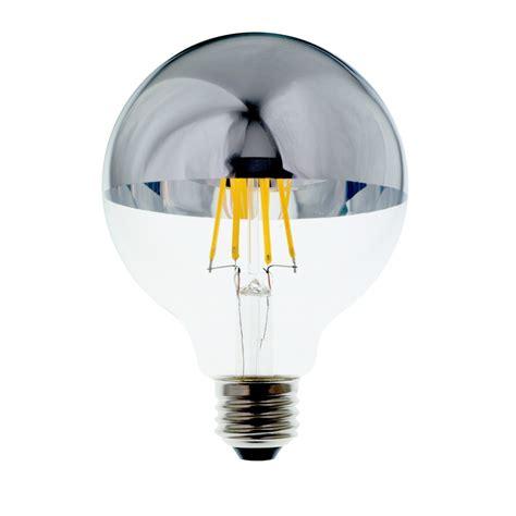 lighting science 100w equivalent g25 mirror filament soft