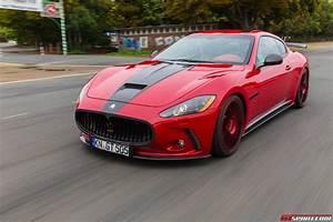 Maserati Granturismo S : mansory maserati granturismo s rosso mondiale review gtspirit ~ Medecine-chirurgie-esthetiques.com Avis de Voitures