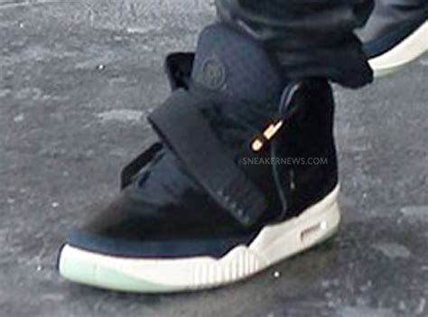 air yeezy  spotted  kanye west  london sneakernewscom