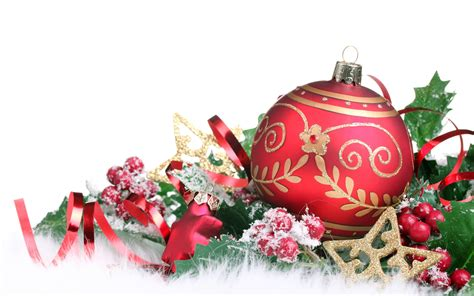 red christmas decorations christmas wallpaper